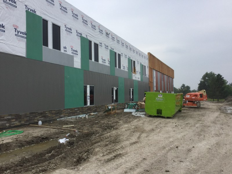 GVA Douglas County on Schedule to Open August 18th