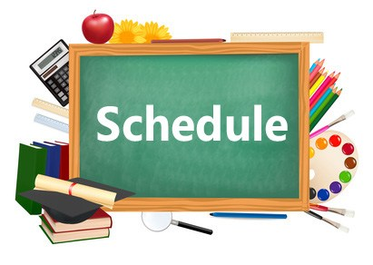 Click Here to See Our Daily Schedule