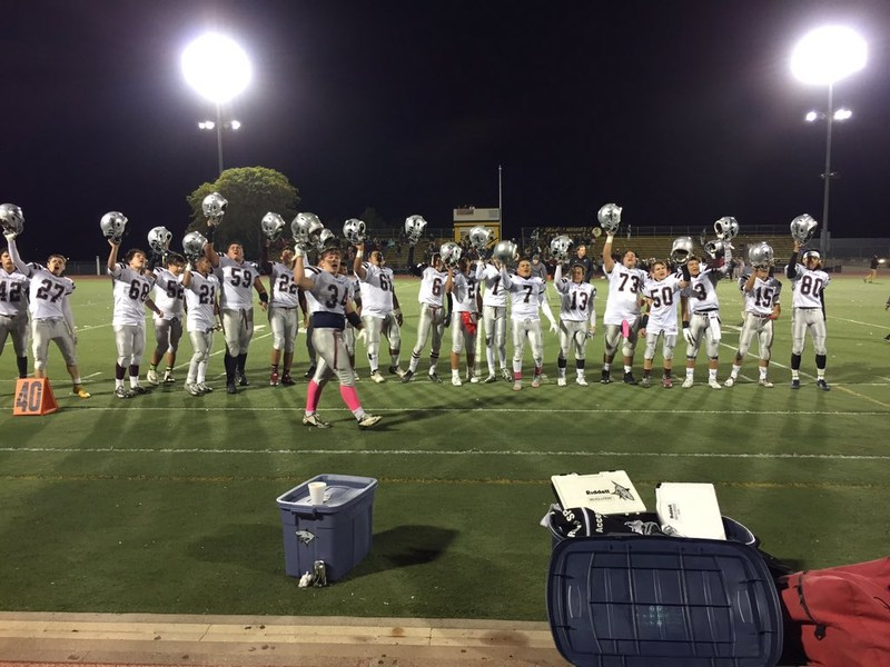 Sharks Football Season Ends With 42-20 Win over Livermore Valley