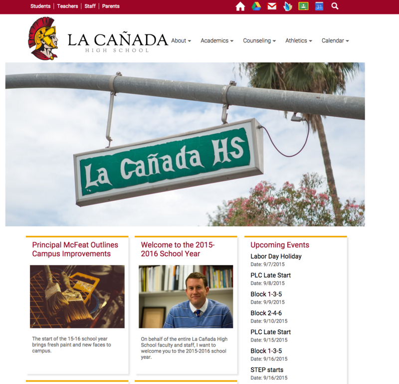 Welcome to the New LCHS Website!