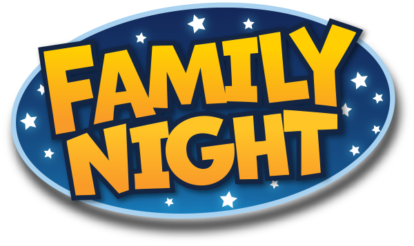 Family Night is this Tuesday! Thumbnail Image