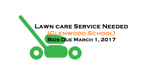 Lawn Care Services- Glenwood School Thumbnail Image