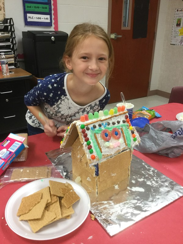 GT Gingerbread Houses