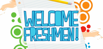 Freshman Orientation Announcement