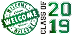 CLASS OF 2019 AND PARENTS COME TOGETHER FOR THE FIRST TIME!