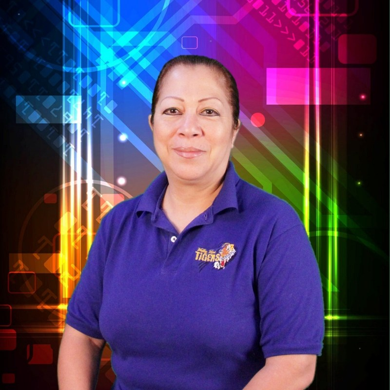 Earning her spot on theTigerSpotlightis none other than Mari Flores, Cafeteria Manager. Thumbnail Image