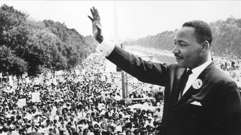 Dr. Martin Luther King's Birthday Thumbnail Image