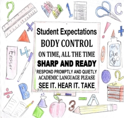 School-wide Student Expectations