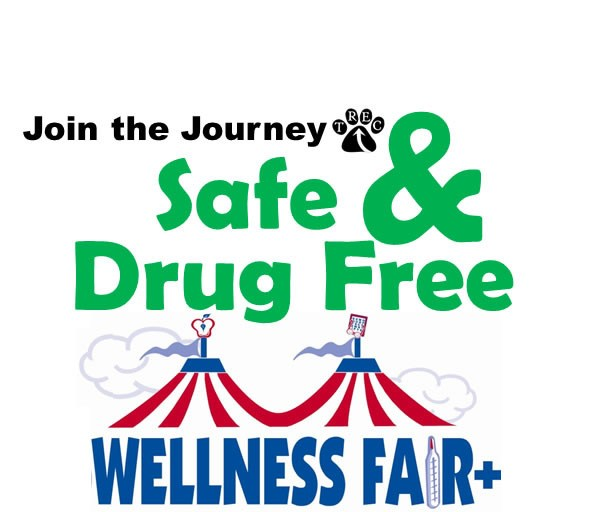 Safe and Drug Free Wellness Fair in February Thumbnail Image