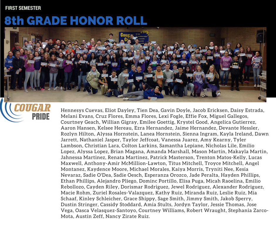 Honor Roll 8