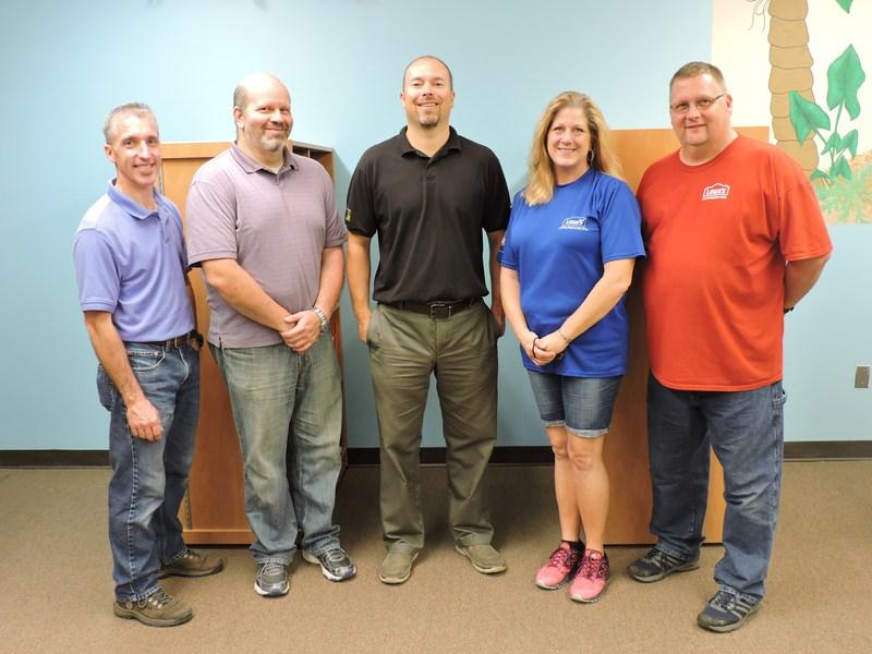 Lowe's Donates Money to Wilkesboro Elementary Thumbnail Image
