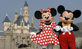 Get two FREE tickets to Disneyland! Thumbnail Image