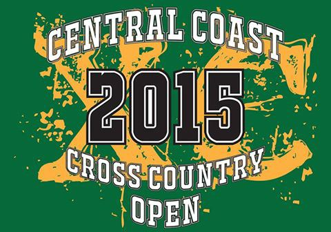 2015 CENTRAL COAST CROSS COUNTRY RUN!