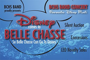 BCHS Upcoming Band Concert Thumbnail Image