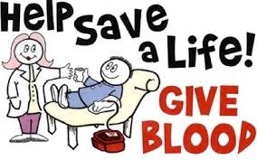 Give Blood:  Wednesday, February 22, 2017! Thumbnail Image