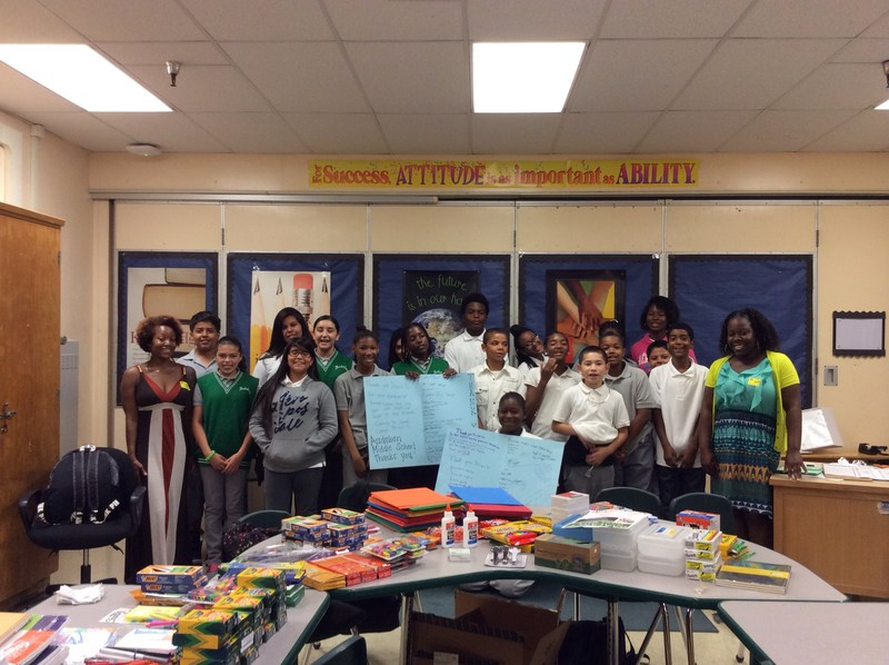 Thank you DirectTV CORE Employees for your generous donations!