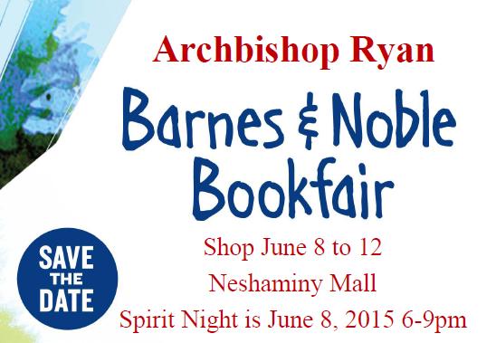 Archbishop Ryan Barnes & Noble Bookfair