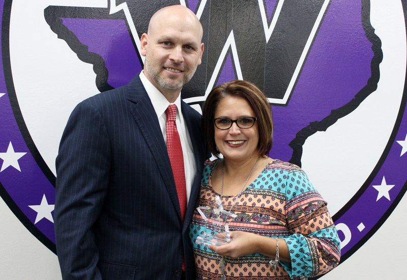 WISD's MVP for November 2015 Makes History Come Alive