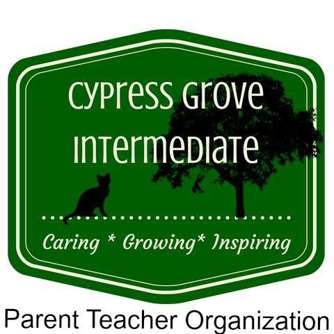 "STUDENTS GOING TO CYPRESS GROVE NEXT YEAR - Please attend their ""Welcome to the Grove"" Night"