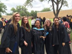 High School Students Graduate at Coastal Bend College