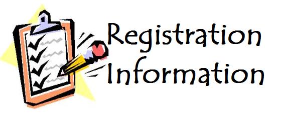 Registration forms