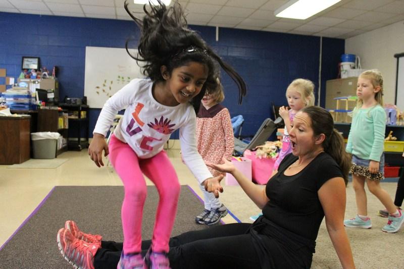 Creative Movement in Preschool 4!