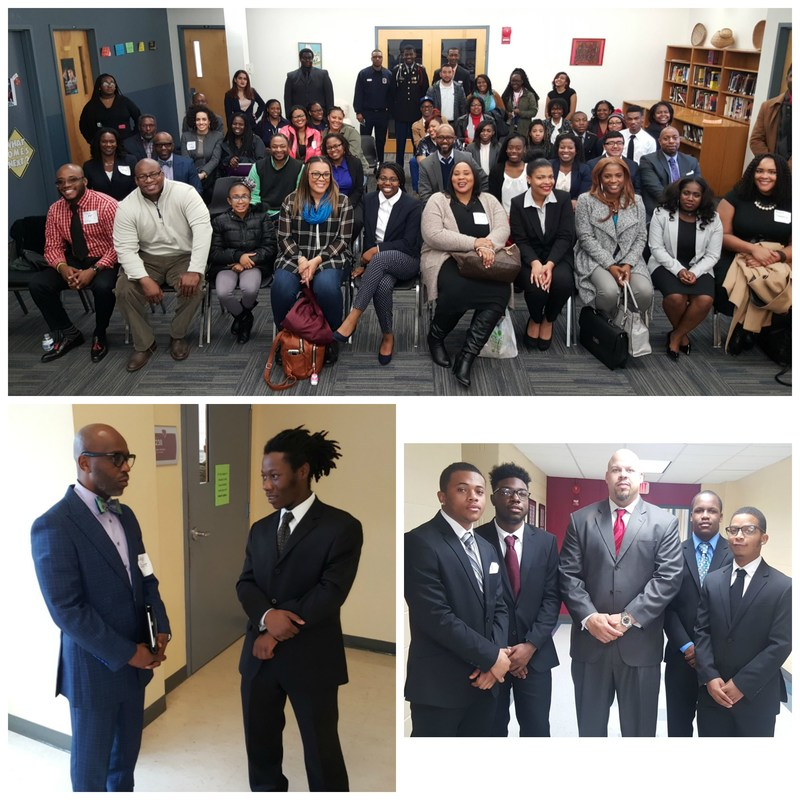 Black Professionals Day Introduces Scholars to Diverse Careers Thumbnail Image