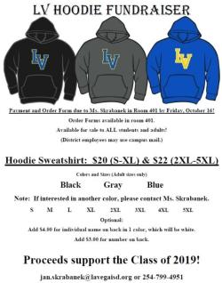 Order you LaVega Hoodie today!!!