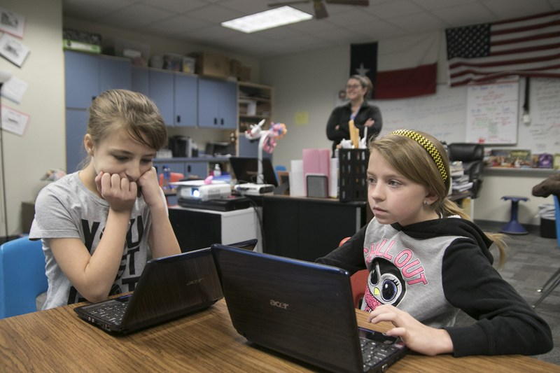 WISD students, staff prepare for Monday's STAAR assessments