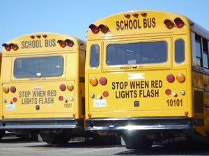 Hemet Unified Reports an Increase in Students Riding the Bus