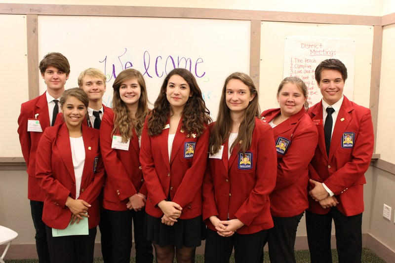 CSISD SkillsUSA Students Leading Texas