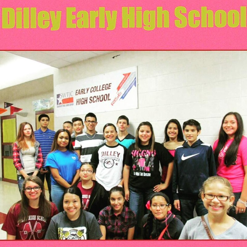 Dilley Early High School Informational Meeting