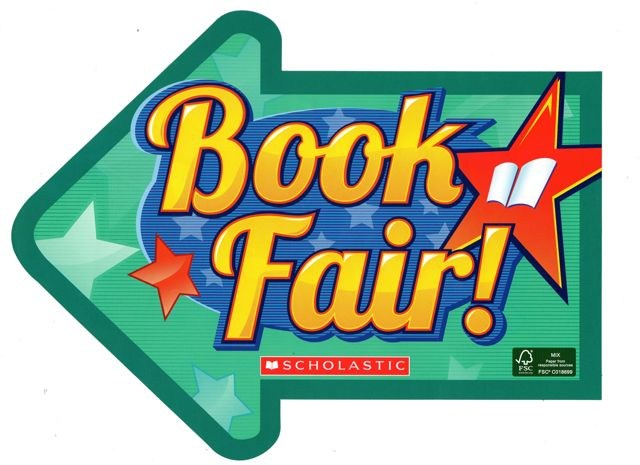 Book Fair is Coming! October 5th-9th