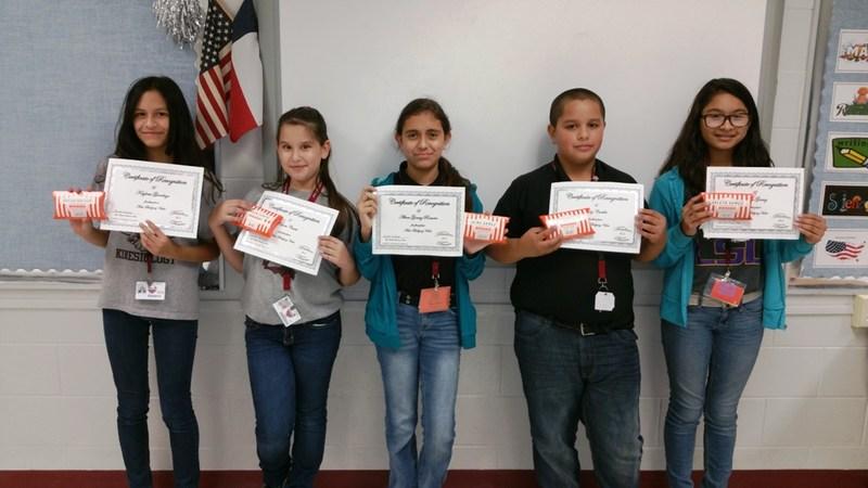 Techie Teen Video Winners! Congratulations!