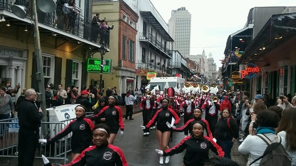 Baker High Band Featured In New Orleans Parade Thumbnail Image