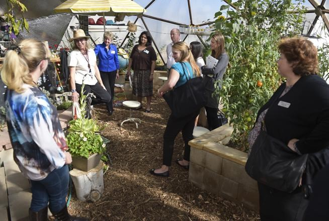 USDA Visits Flagstaff Academy for Healthy Initiatives Thumbnail Image