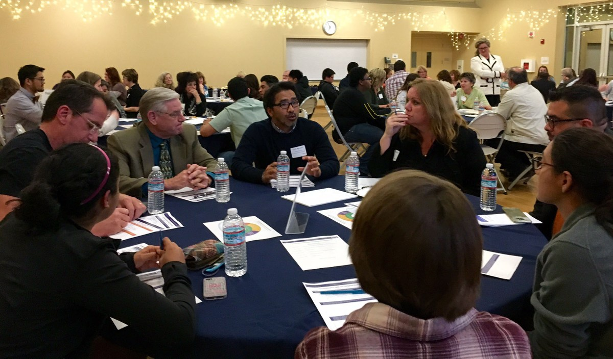 Campbell Union High School District Community Comes Together to Talk Student Success