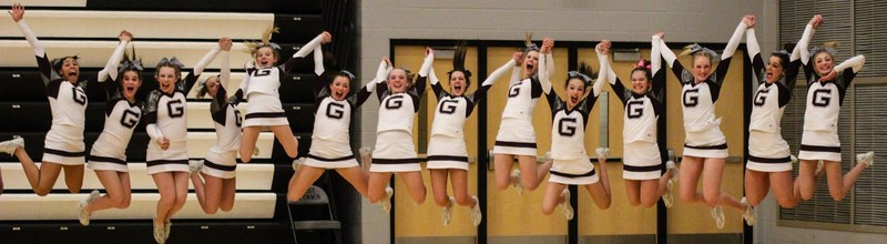 Competitive Cheer Competes at State Finals on March 6!