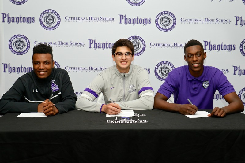 PHANTOMS LEARNING AND PLAYING AT THE NEXT LEVEL - NATIONAL SIGNING DAY
