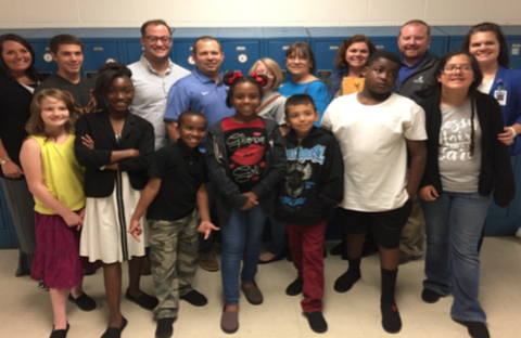 Victory Life Church Donates Shoes to LaGrange-Moscow Elementary School Students Thumbnail Image