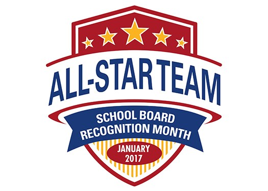 January 2017 is School Board Recognition Month! Thumbnail Image