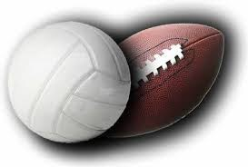Football and Volleyball Practice