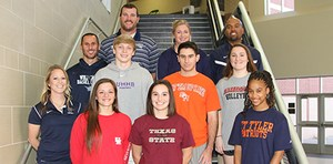 TMHS Athletes Sign Scholarships