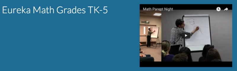 Math Resources for Parents Thumbnail Image
