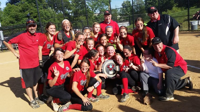 Ryan tops St. Hubert for second straight PCL softball crown