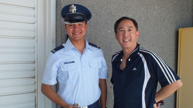 Congratulations to Cadet Koa Knitter '14