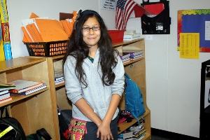"Fifth-grader: ""Maybe someday I will be a TSU Tiger"""