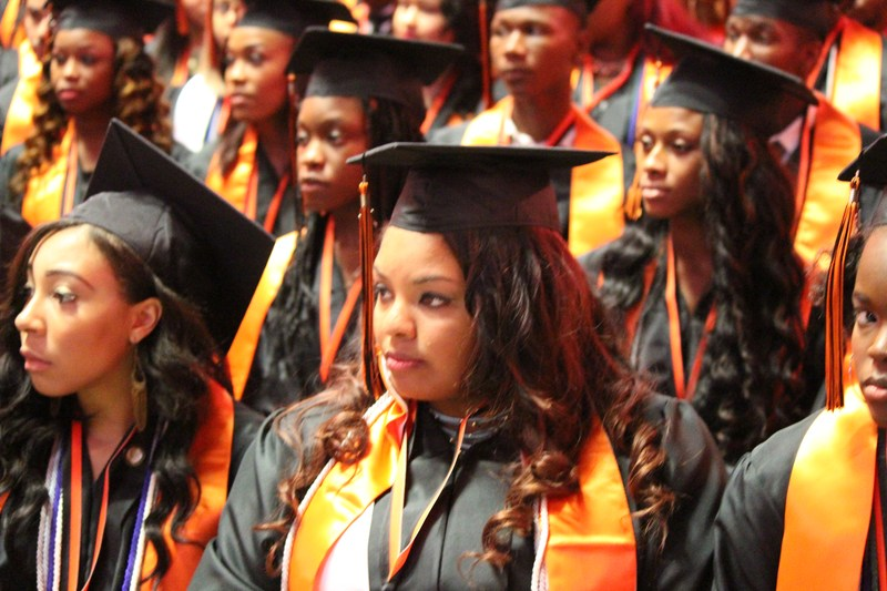 Lancaster High School Commencement Features Largest Class in School History