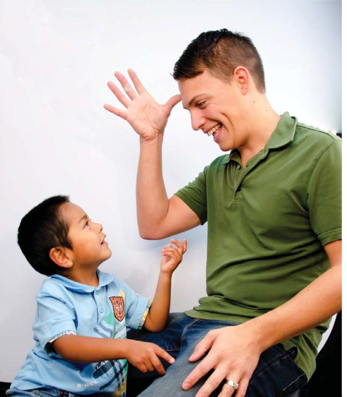 Family ASL Class Spring 2016 Session Begins