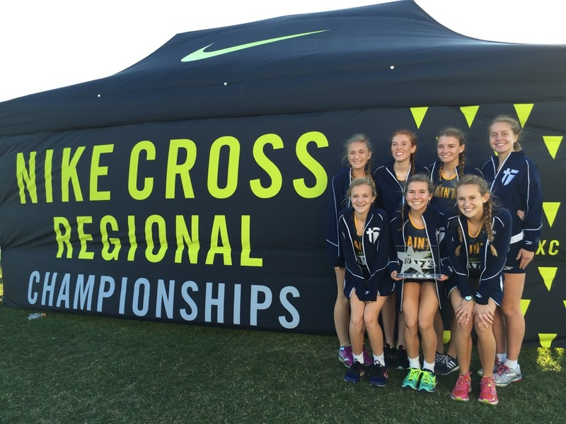 Girls Cross Country Team Ranked #28 in the United States.